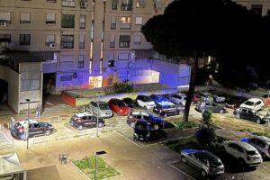 Roma: supermercato della droga in casa, nuovo blitz a Tor Bella Monaca