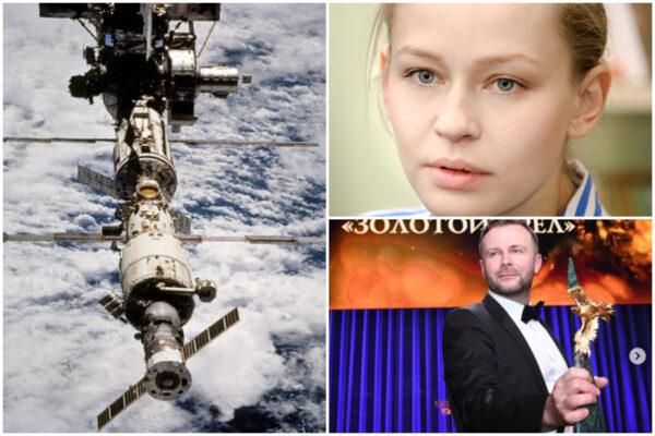 Corsa al film nello spazio: Usa e Russia in 'guerra' per la realizzazione di un lungometraggio da girare sulla ISS