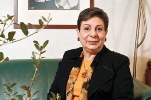 """""""I palestinesi sono un popolo di terroristi o sono vittime di grandiose ingiustizie?"""", intervista a Hanan Ashrawi"""