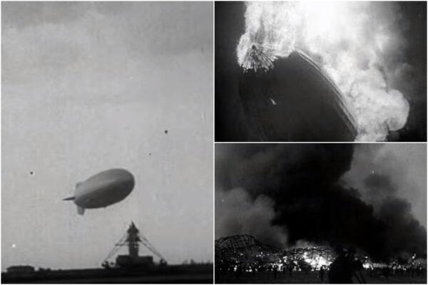 Disastro dell'Hindenburg, la tragedia del più grande oggetto volante mai costruito