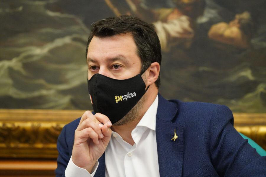 """Giustizia, il 'radicale' Salvini lancia il referendum: """"Stiamo organizzando la raccolta firme"""""""