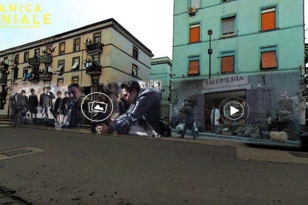 """È online """"Let's Movie"""", la piattaforma di realtà virtuale per scoprire i set più famosi della Campania"""