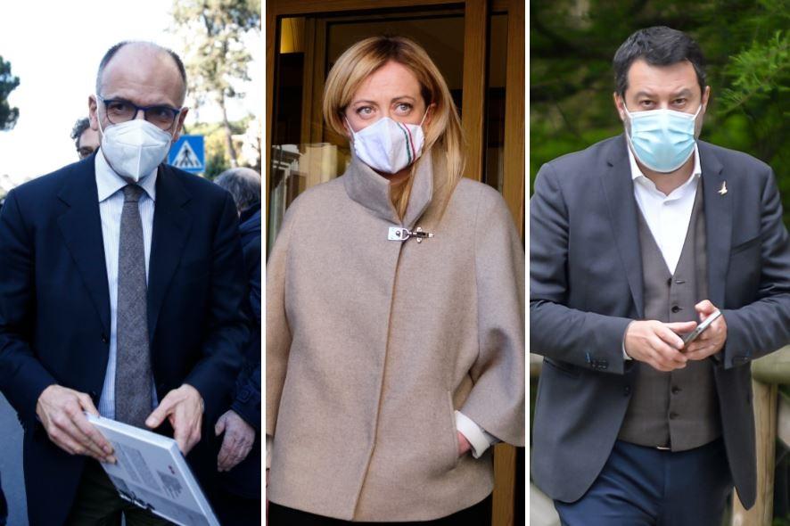 Sondaggio Ixè: il Pd accorcia sulla Lega, Fratelli d'Italia il partito più in forma