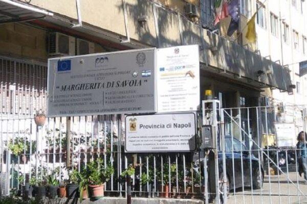 """Il liceo Margherita di Savoia a rischio: """"Realtà unica, salviamo i corsi serali"""""""