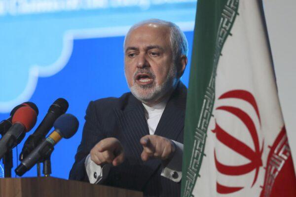 Arriva il ministro degli Esteri iraniano Mohammad Javad Zarif, ricordategli i diritti umani