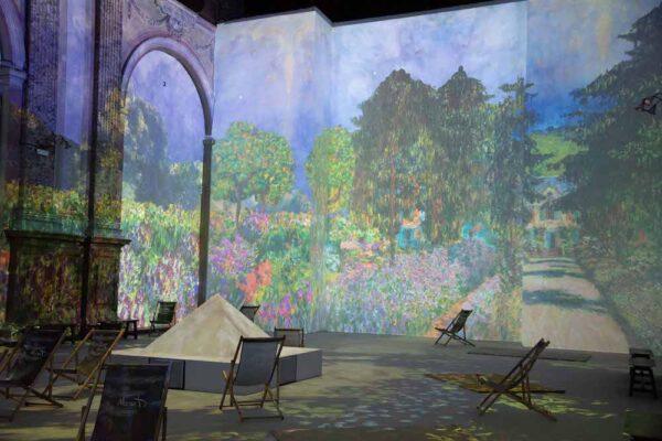 Claude Monet, The Immersive Experience: dove, date e orari dell'emozionante esperienza immersiva