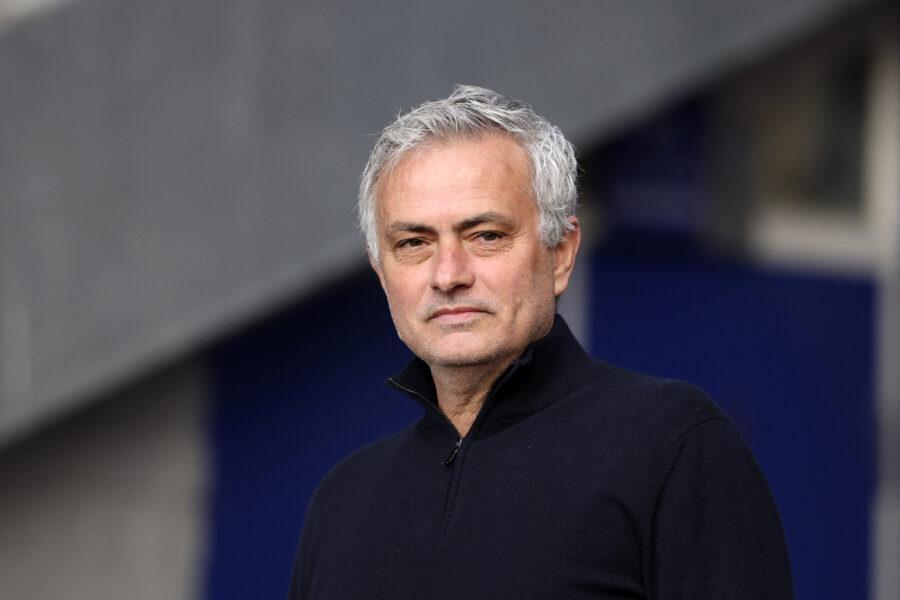 José Mourinho(Clive Brunskill/Pool via AP)