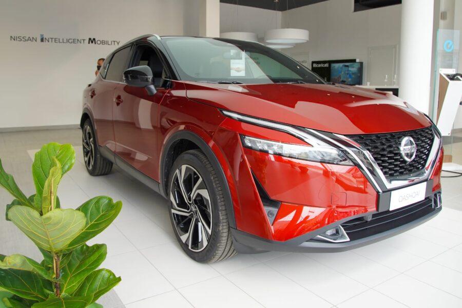 Nissan Qashqai, presentata la nuova auto più sicura e rispettosa dell'ambiente