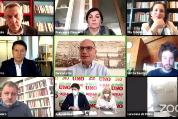 """Letta apre a Conte: """"Le Amministrative tappa di convergenza per le Politiche"""""""