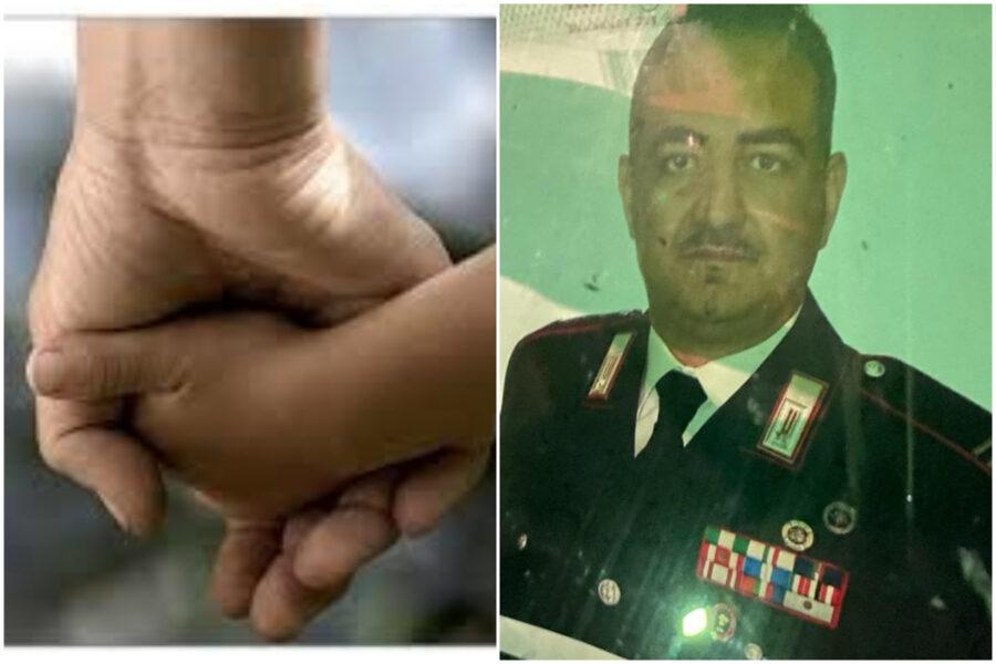 """Omicidio Silvano Nestola, l'ex carabiniere ucciso davanti al figlioletto: """"Corri in casa, salvati"""""""