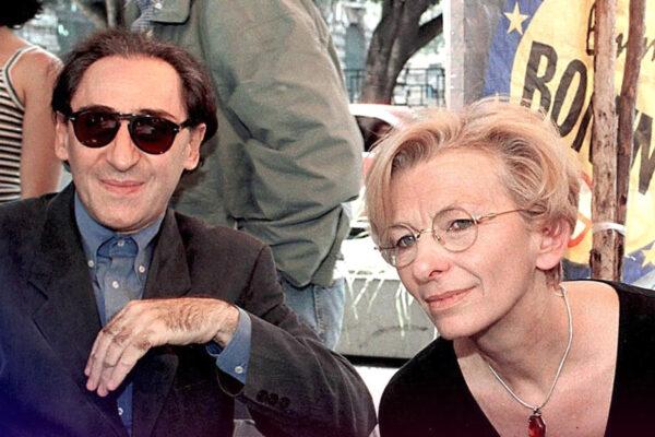 """""""Con Battiato e Pannella lotte, musica e libertà"""", il ricordo di Emma Bonino"""