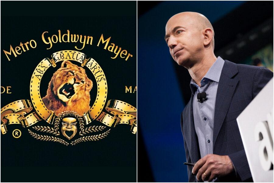 Amazon acquista gli MGM Studios: nuova sfida a Netflix e Disney grazie a un catalogo di 4mila film