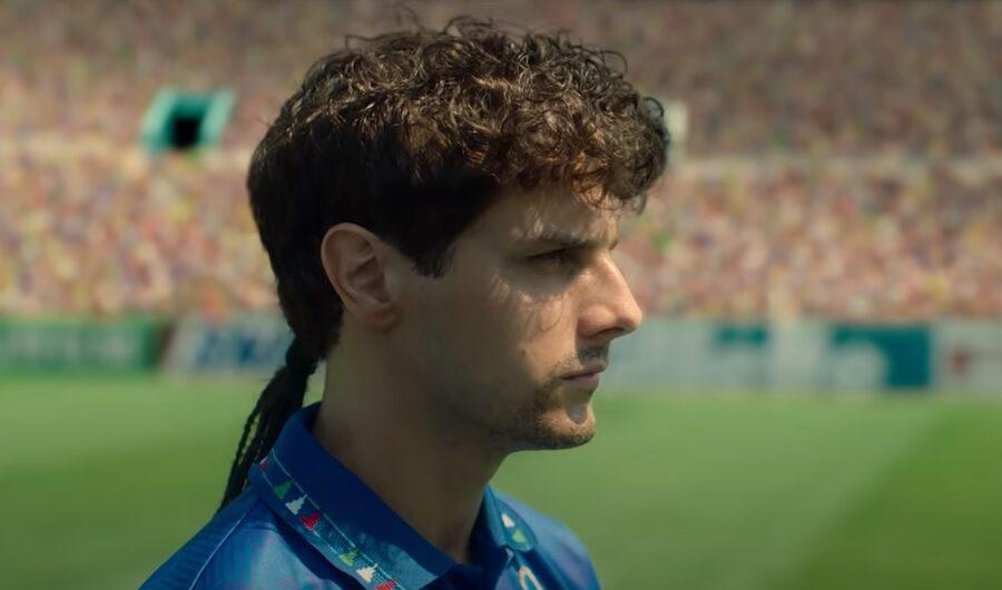 """Chi è l'attore che interpreta Roberto Baggio: Andrea Arcangeli, protagonista de """"Il divin codino"""""""