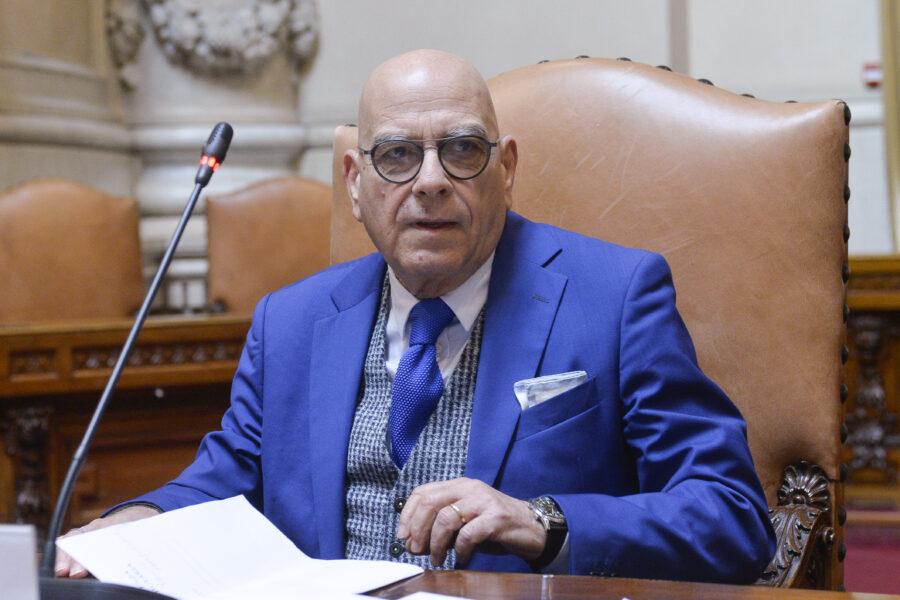 """""""Commissione sul Sud è un'offesa per i magistrati"""", intervista ad Antonio Leone"""