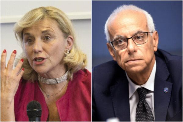 """Elisabetta Belloni nuovo capo dei servizi segreti: salta Vecchione, l'uomo di Conte """"licenziato"""""""