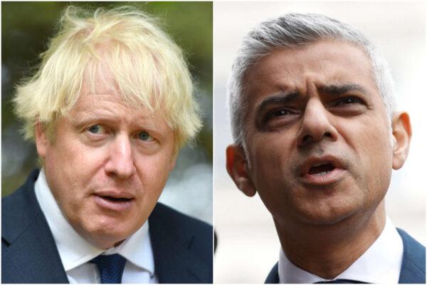 Londra, Sadiq Khan resiste al Super Thursday di Boris Johnson e si conferma sindaco