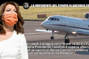 Le Iene censurano il video sulla Casellati: dopo la gogna il pentimento