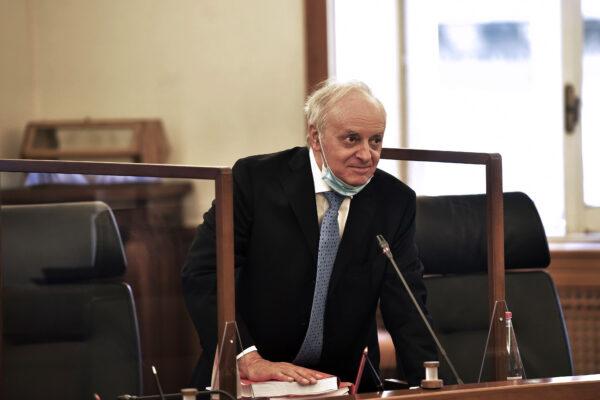 PierCavillo Davigo, chi è il Pm coinvolto nello scandalo loggia Ungheria