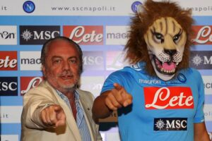 """Lettera a De Laurentis: """"Caro presidente, ci regali un colpo da 'cinema' per il nuovo allenatore del Napoli"""""""