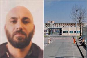 L'ergastolano Domenico D'Andrea evade dal carcere di Perugia: 'Pippotto' rintracciato dopo 10 ore