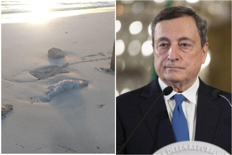 Sui migranti Draghi prova a scuotere l'Europa indifferente