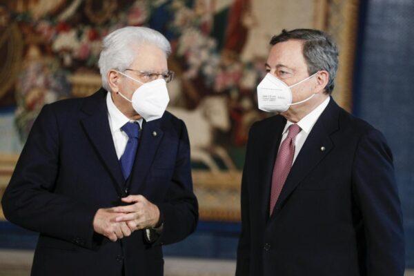 Draghi al Quirinale dopo Mattarella sarebbe un affare per l'Italia