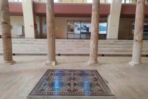Nemi, due giorni dedicati al mosaico ritrovato: visite gratis il 5 e 6 giugno