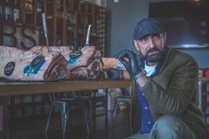 La carne Sakura al Tbsp di via Gallia