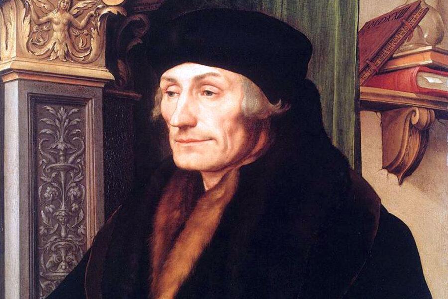 Chi era Erasmo da Rotterdam, il teologo olandese che ha dato nome all'Erasmus