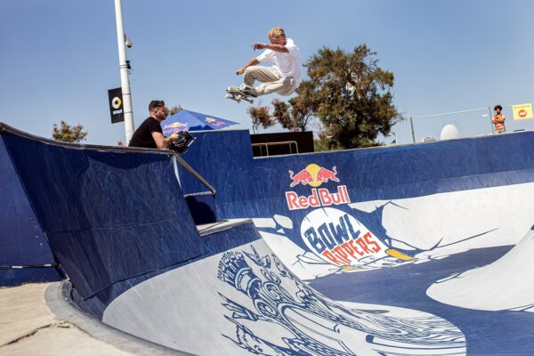 Lo skate park di Ostia