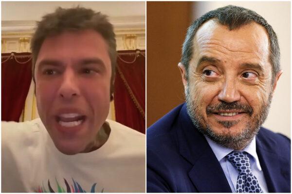 """La Rai risponde a Fedez, Di Mare: """"Noi crocifissi, telefonata manipolata: chiedeteci scusa"""""""
