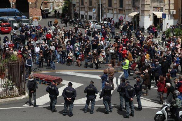 Montesacro la protesta dei cittadini