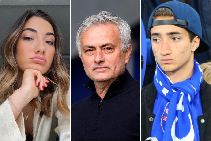 Chi sono i figli di José Mourinho: Matilde e José 'Junior', dai gioielli alla carriera nel calcio