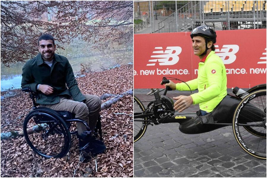 Atleta di handbike investito da un camion, è in condizioni gravissime: Gioacchino nel team di Zanardi