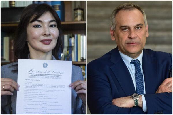 Caso Shalabayeva, per il capo della polizia Giannini la sentenza è ingiusta