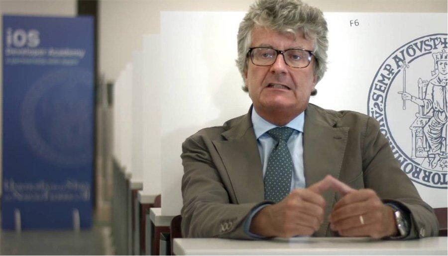 """""""Manfredi ha dato la scossa, ora va costruita la Napoli del futuro"""", parla Giorgio Ventre"""