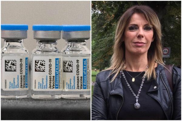 """Effetti collaterali del vaccino Johnson & Johnson, l'esperta: """"Rischio di trombosi? I benefici superano di gran lunga i rischi"""""""