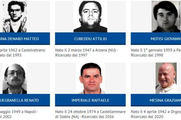 Chi sono i latitanti più pericolosi d'Italia dopo l'arresto di Rocco Morabito