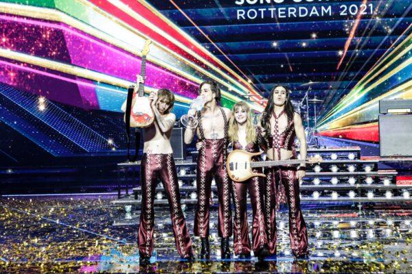 Foto da Eurovision Twitter