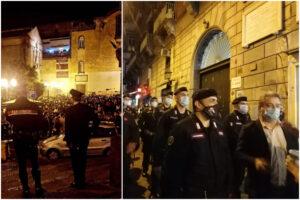 Movida e sangue, a Napoli baretti di Chiaia blindati ma al centro storico è covid-free
