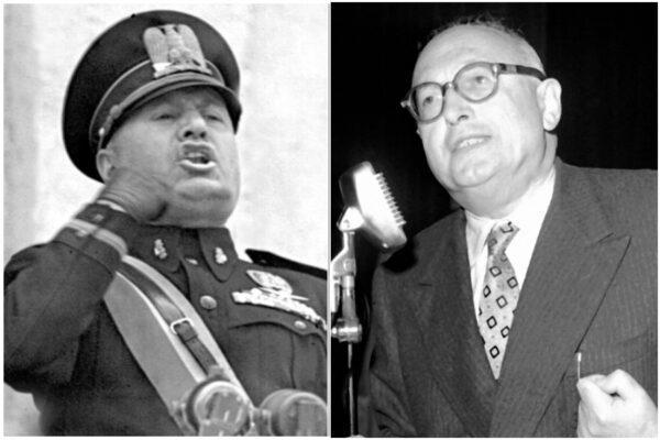 Cronaca vera di un incontro segreto tra Nenni e Mussolini