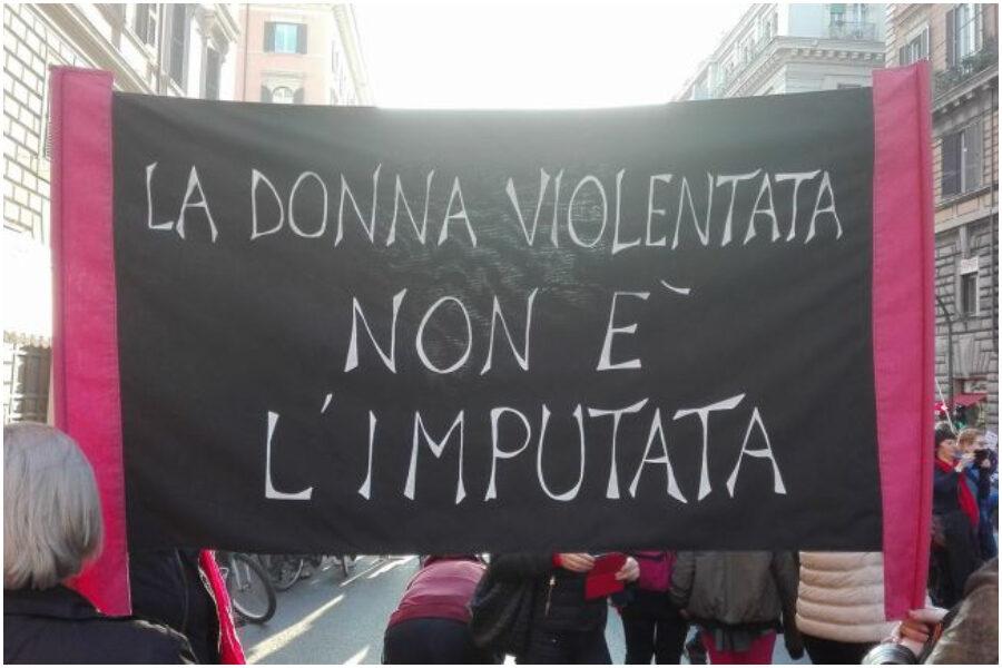 """Violenza contro le donne, la denuncia: """"Vittime anche dei giudici"""""""