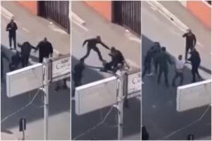 """Minaccia e perseguita la ex e il nuovo compagno, poi il pestaggio ripreso in un video: """"E' colpa tua"""""""