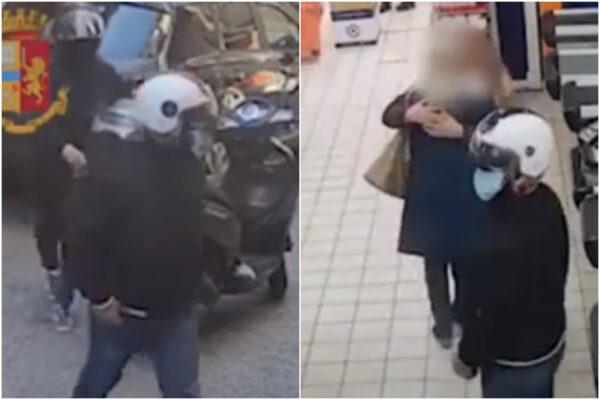 Cinque rapine in 13 giorni, terrore a Napoli ovest: donna abbraccia nonnina terrorizzata