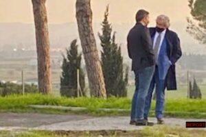 """""""Marco Mancini ha chiesto a Renzi di non far cadere Conte"""", l'incontro all'autogrill con lo 007"""