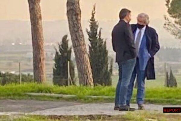 Incontro Renzi-Mancini: il Copasir chiede a Draghi un'inchiesta interna