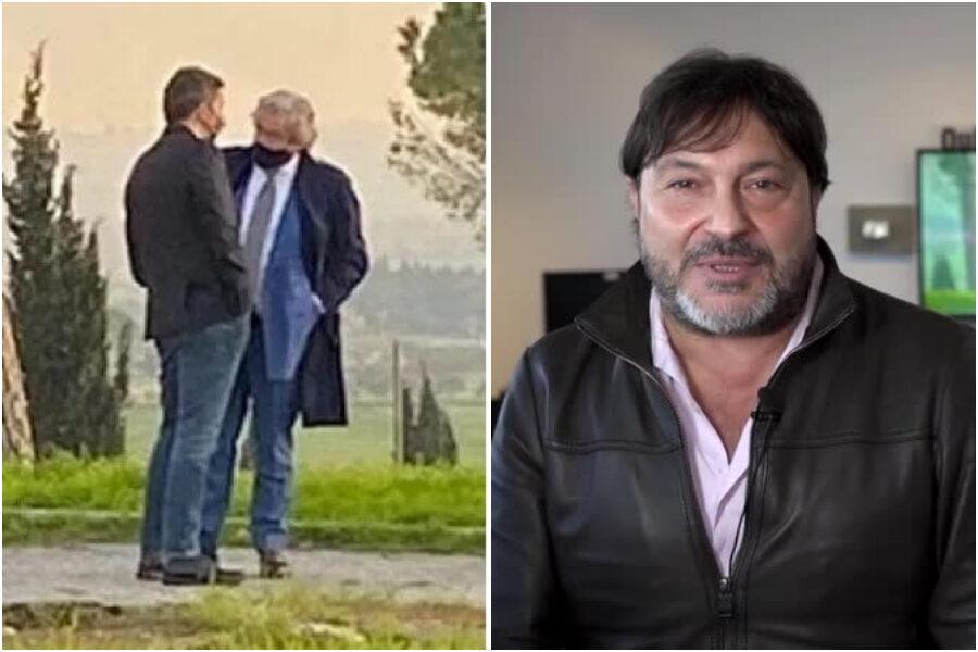 Agguato di Report a Renzi, Ranucci (spalleggiato da Travaglio) prova a distruggere l'ex premier sul nulla