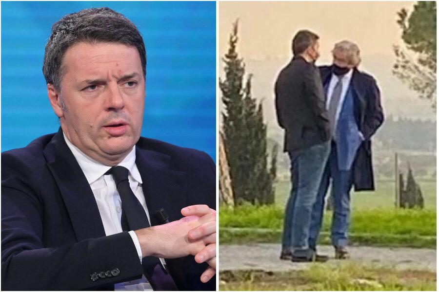 """Renzi porta Report in Procura: """"Vogliamo i video delle telecamere dell'Autogrill"""""""