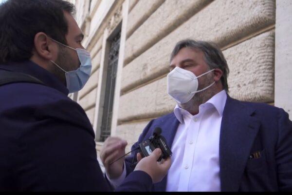 """Report contro Nobili: """"Interrogazione sulla fattura è una intimidazione"""". Il deputato IV: """"Cosa fa la Rai con i soldi degli italiani?"""""""