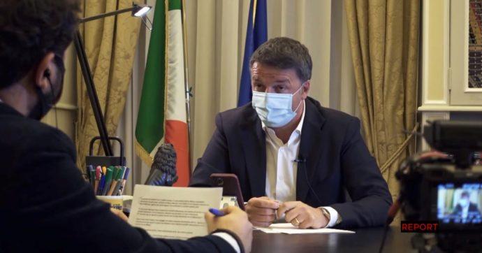 """Renzi sfida Report, ma Ranucci lo censura: """"Non può intervenire in diretta"""""""